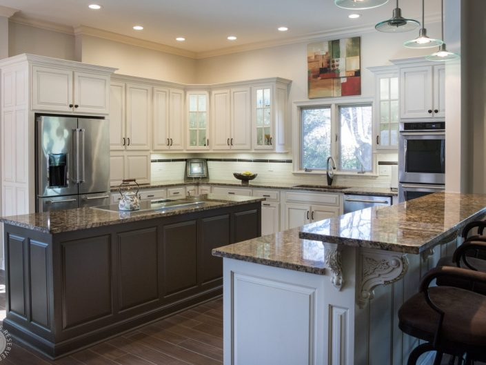 Indianapolis New Construction Kitchen