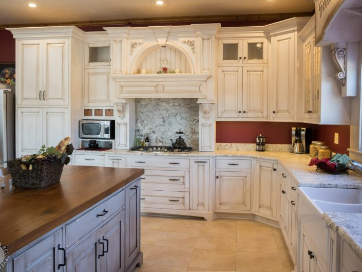 French Country Custom Kitchen